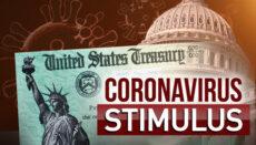 Coronavirus Stimulus Payment Graphic