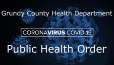 Coronavirus or COVID-19 Public Health Order