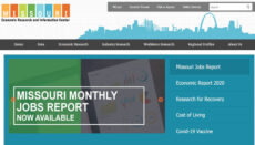 Missouri Economic and Research Center website