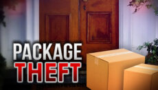 Package Theft Graphic