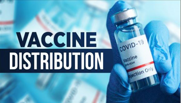 Vaccine Distribution or Covid-19 or Coronavirus