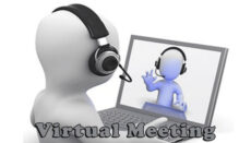 Virtual Online Meeting