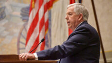 Governor Parson Gives State of the State Address 2021