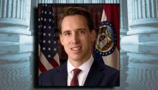 Josh Hawley official Congressional photo
