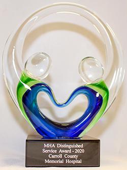 MHA Distinguished Service Award 2020