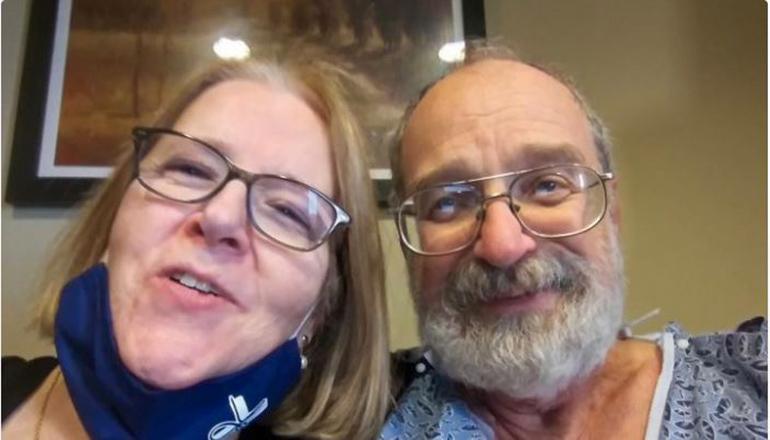 Pastor Doug Crawford and Wife Diana