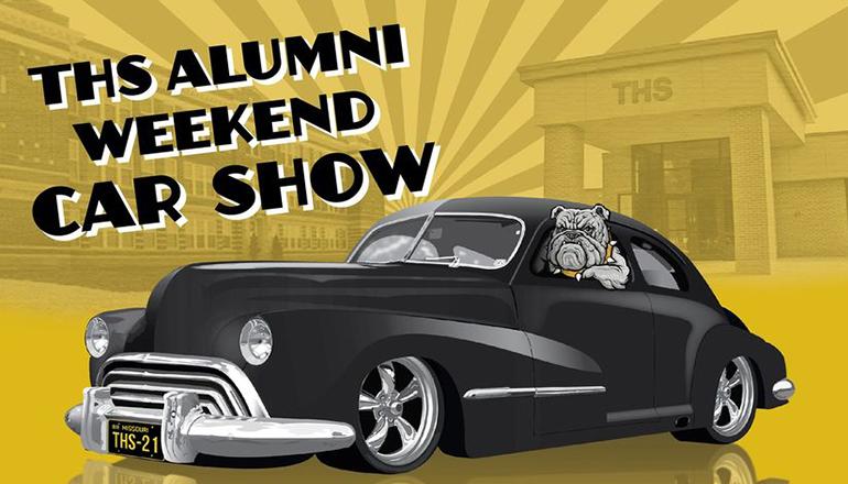 2021 THS Alumni Car Show