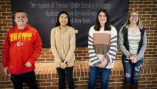 Trenton Middle School Spelling Bee 2021