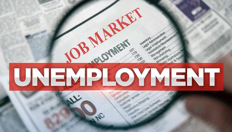 Unemployment Graphic