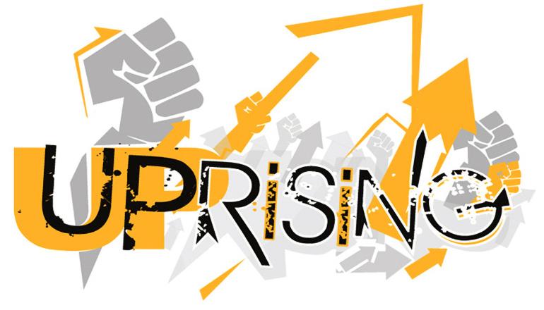 Uprising News Graphic