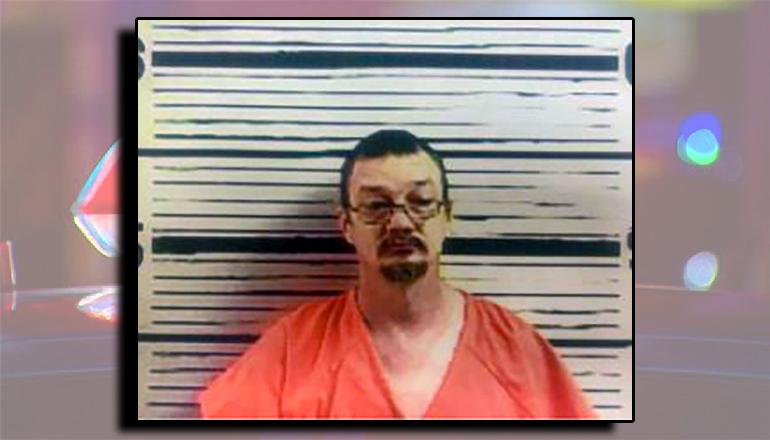 50-year-old Lonnie Richardson in Custody