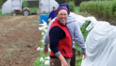 Liz Graznak Organic Farmer of the year