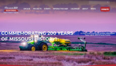Missouri Bicentennial Website