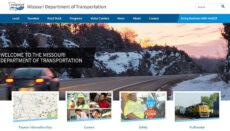 MoDOT Webpage