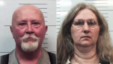 Boyd and Stefanie Householder Booking Photo