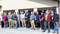 Carroll County Memorial Hospital Ribbon Cutting at Brunswick