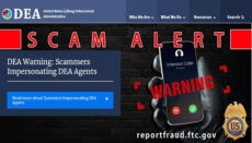 DEA Scam Alert