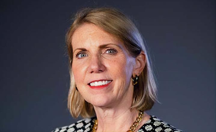 Dr. Elizabeth Kennedy was named Missouri Western State University's sixth president