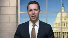 Josh Hawley Courtesy of Missourinet