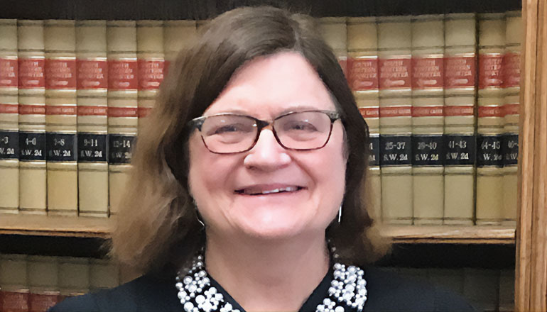 Judge Laura Denvir Stith - February 2021