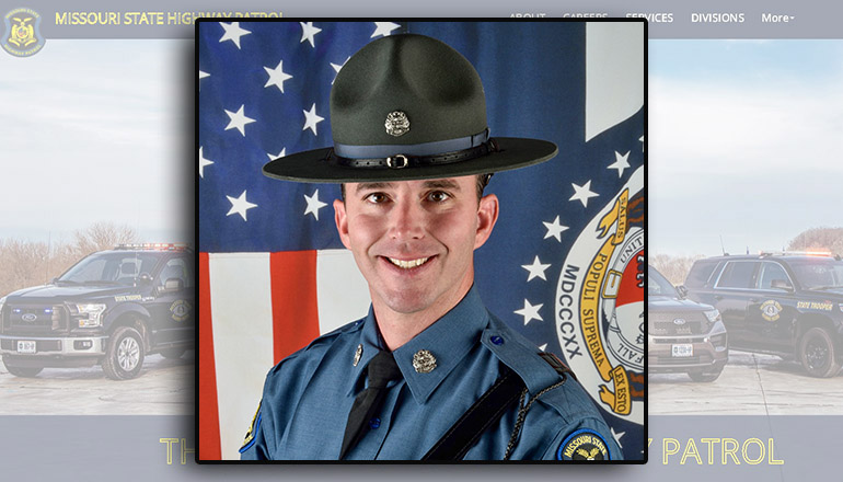 MSHP Employee of the Month - March 21 Jeffrey Huff
