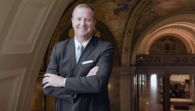 Missouri Attorney General Eric Schmitt