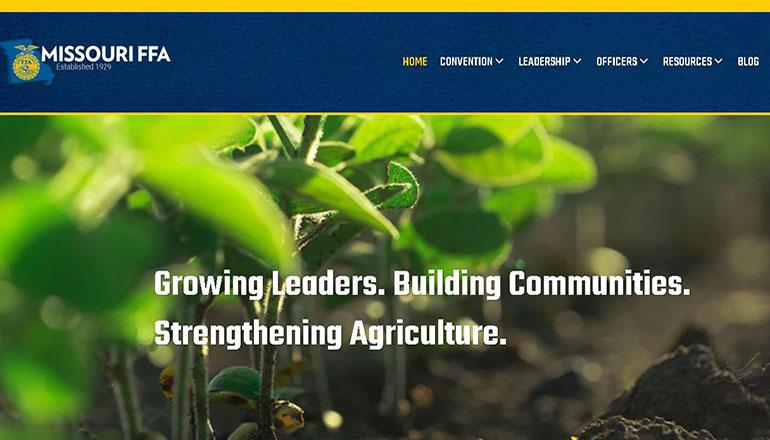 Missouri FFA 2021 State Website