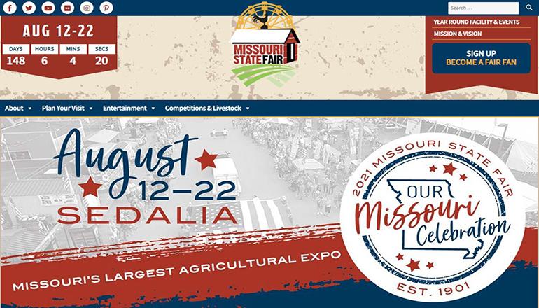 Missouri State Fair 2021