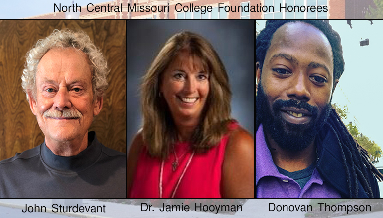 North Central Missouri College Honorees 2020