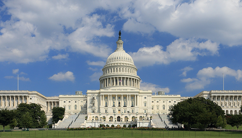 United States Capitol Building by Florian Pintar on Unsplash