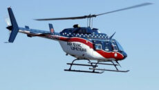 Air Evac Helicopter