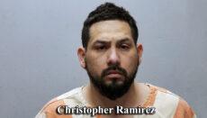 Christopher Ramirez San Antonio Texas