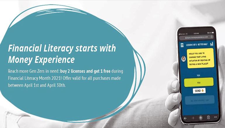 Financial Literacy Month 2021