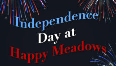 Independence Day at Happy Meadows