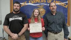 Tori Guffey Putnam County Tech SOTM