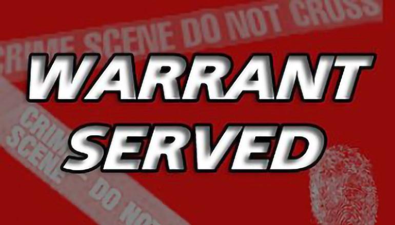 Warrant Served