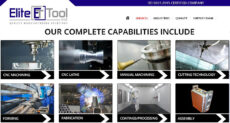 Elite Tool Website