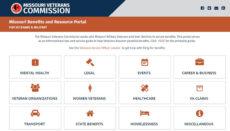 Missouri Veteran and Military Portal or website