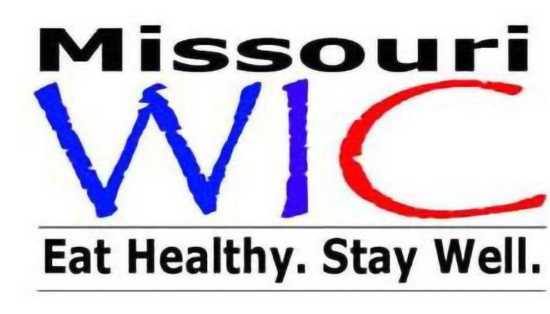 Missouri WIC or Women Infant Children Logo