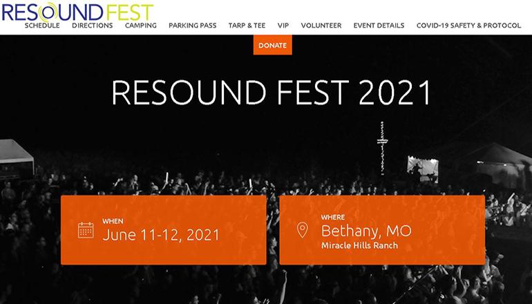 Resound Fest 2021