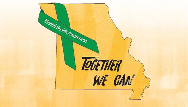 Together We Can Mental Health Toolkit website