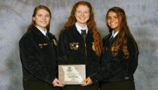 Trenton FFA named Top Chapter Award state winner 2021