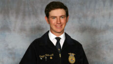 Valbracht places second in agricultural mechanics repair and maintenance entrepreneurship proficiency award area