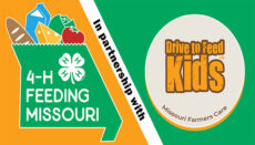 4H Drive to Feed Kids