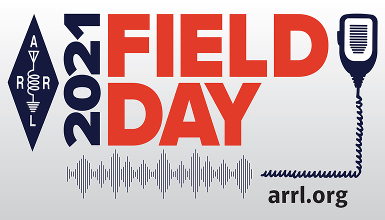Amateur Radio Field Day 2021