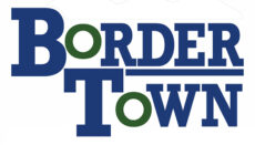 Border town day