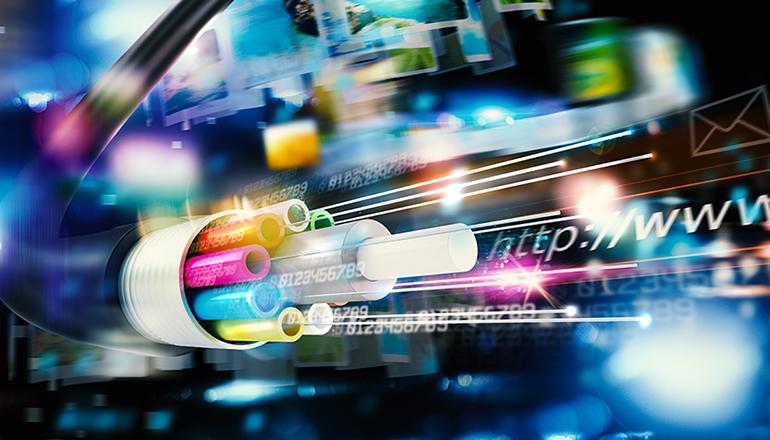 Broadband Internet Access graphic