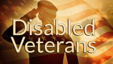 Disabled Veterans graphic