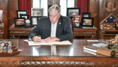 Governor Parson Signs SCR 7 and HB 574 into law