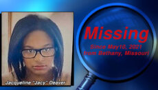 """Jacqqueline """"Jacy"""" Deaver Missing from Bethany, Missouri"""